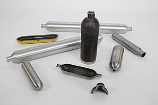 various pressure vessels