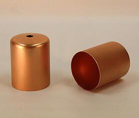 Metal spun laboratory component