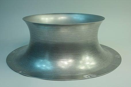 metal spinning cylinder